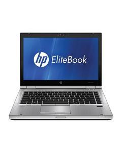 """EliteBook 8460 Core i5 2nd Gen 14.1"""" 4GB - 250GB Silver"""