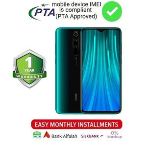 Redmi Note 8 Pro Pioneer of 64MP Quad Camera 4500mAh long lasting battery 6GB//64GB & 6GB 128GB