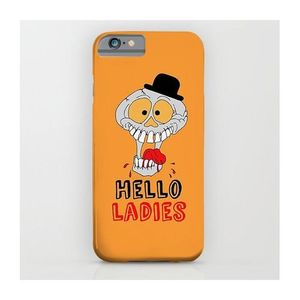 Hello Ladies Art Printed Mobile Cover (Samsung S7)