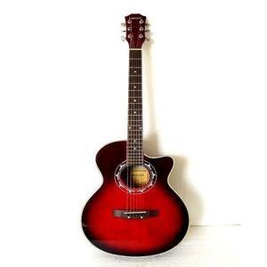 Lishion-Fantast 40'' Red- Acoustic Guitar