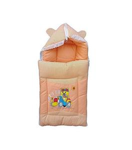 Zm Baby Soft & Warm Sleeping Bag - Peach