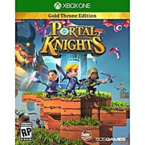 505 GamesPortal Knights: Gold Throne Edition - Xbox One