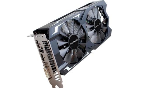 Radeon RX 560 Dual Fan OC Edition 04GB 128Bit Directx 12 DDR5