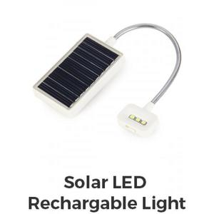 LED Solar Light for Books N600