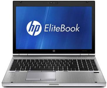 """HP EliteBook 8560p - 15.6"""" - Core i5 2520M - 4 GB RAM - 500GB HDD - Free Wireless Mouse - Free Finger Counter"""