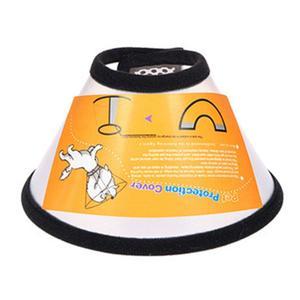 LALA Pet Dog Collar Protective Neck Pet Wound Healing Collar Anti-Bite Ring3