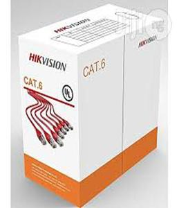 UTP CAT 6 CABLE 23AWG,
