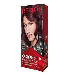 Color Silk 3D Technology Usa For Men & Women #34 Deep Burgundy