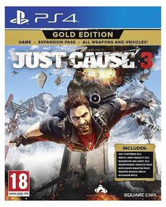 Just Cause 3 Gold Edition - (PS4)