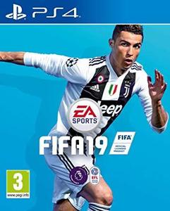 Fifa 19: Standard Edition - Ps4 Game (Region 2)