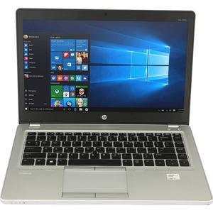 HP EliteBook Folio 9470M 14  Intel Core i5-3427U 1.8GHz 4GB 320GB SSD Windows 10