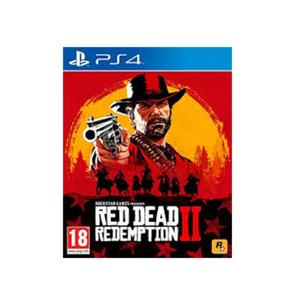 RED DEAD REDEMPTION 2 PS4 STANDARD EDITION (Region All)