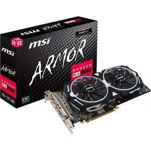 MSI Radeon RX 580 ARMOR 8G OC 8GB Graphics Card - 912-V341-237