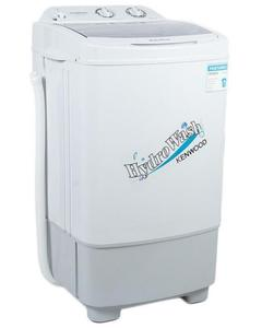 Kenwood Kenwood Semi-Automatic Washing Machine - KWM899W - 8Kg - White