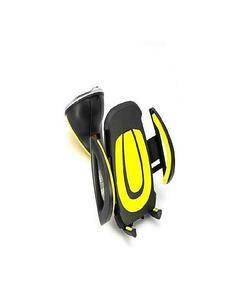 Universal Mobile Holder - Black & Yellow