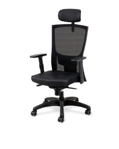 AMG-110 Executive Chair Imported - Black