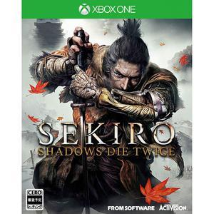 Sekiro: Shadows Die Twice Xbox One Dvd