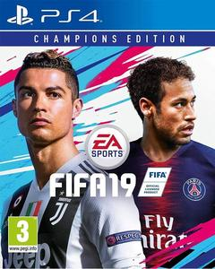Electronic Arts FIFA 19 Champions Edition - PS4