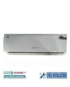 PEL Psac-12K - Majestic Air Conditioner - 1 Ton - White