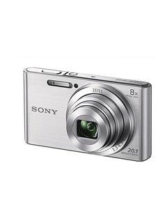 Sony Cybershot DSC-W830 - 20.1 MP - CyberShot - Black