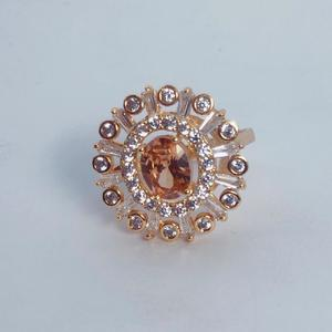 Wedding Ring size 20 Gold Plated Top Quality Crystal Stone and Material
