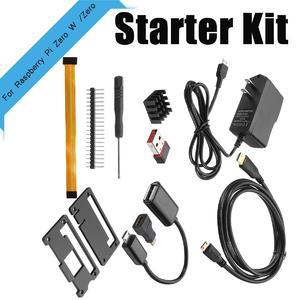 11pcs Wifi Receiver +Heatsink +HD Cable +Adapter For Raspberry Pi Zero W /Zero