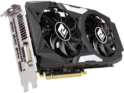 AMD Radeon Rx 470 Red Dragon 4GB Gaming Card(With Backplate)
