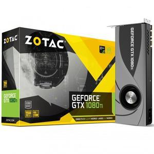 ZOTAC GeForce® GTX 1080 Ti Blower 11GB GDDR5X Graphic Card