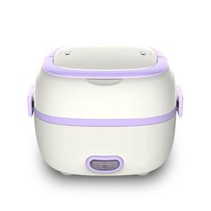 Hawthorn Multifunctional Electric Lunch Box Mini Rice Cooker Portable