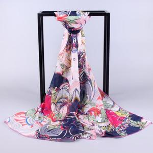 FashionieStore Woman's scarf Fashion Women Long Soft Wrap scarf Ladies Shawl Chiffon Scarf Scarves NY