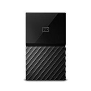 WD 2TB My Passport Portable External Hard Drive - 3.0 - Black