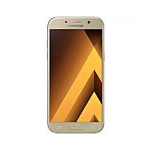 "SamsungGalaxy A5 2017 - 5.2"" - 3GB RAM - 32GB ROM - 16/16 MP Camera - Golden"