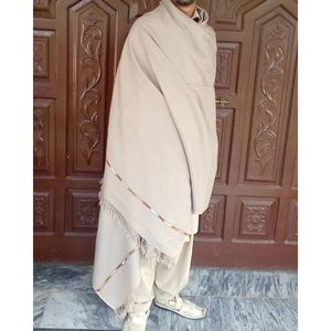 Woolen Shawl for Gents - Soft and thin
