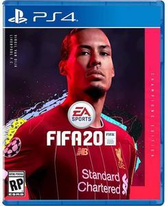 PlayStation 4 FIFA 20 Champions Edition
