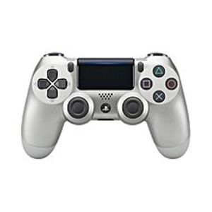 Sony DualShock 4 - Wireless Controller for PlayStation 4 - Silver