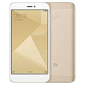 "Mi Redmi 4X - 5.0"" - 3GB RAM - 32GB ROM - Fingerprint Sensor - Golden"
