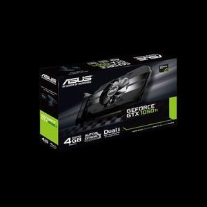 ASUS Phoenix GeForce® GTX 1050 Ti 4GB GDDR5 is the best for compact gaming PC build