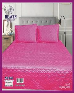 Silk Quilted Bed Sheet