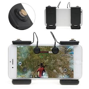 3PCS Phone Mobile Game L1R1 Controller Shooter Fire Button Trigger For PUBG Fortnite