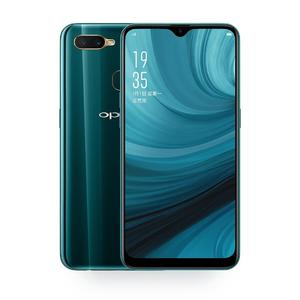 OPPO A7 - 6.2 - 4GB Ram - 64GB - 16 MP Front - 13+2 MP Dual Real 4230 mAH Battery - BLUE