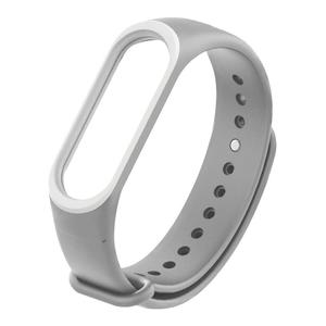 Strap For Mi Band 3 - GREY (Single Color Series)