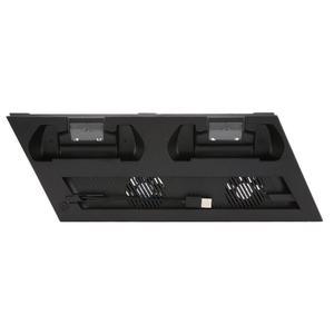 TE YH15 Ultrathin Charging Heat Sink for PS4 Slim Vertical Dock with Fan