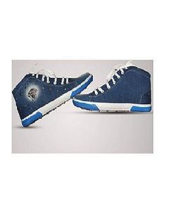 Stylish Blue Sneaker Shoes For Men