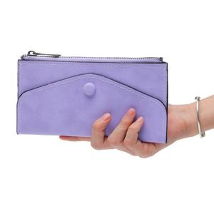 Women Lady Girls Leather Wallet Card Holder Phone Purse Long Handbag Clutch