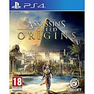 Ubisoft Assassin's Creed Origins - PlayStation 4
