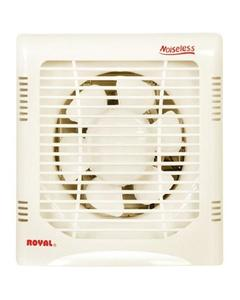 Royal Fans Exhaust Plastic fan 8-Off White""