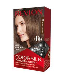 Revlons ColorSilk 3D Hair Color- All Colors Available