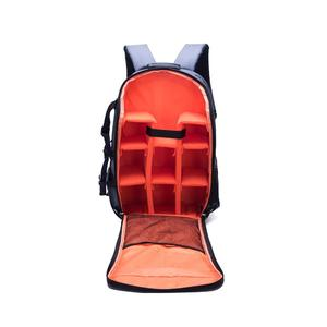 Fashion Camera Backpack Anti-theft Waterproof Foldable Large Capacity Bag Outdoor Camera Bag