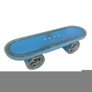 Flashing Lights Scooters Bluetooth Speakers Portable Speaker Mini Skateboard