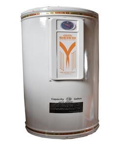 Seiko Appliances Electric Water Geyser-10 Gallon-coffee Color